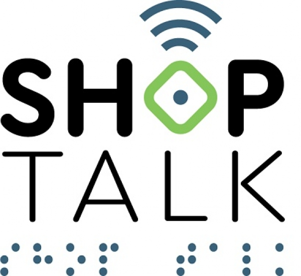 Proud supporter of CNIB ShopTalk!